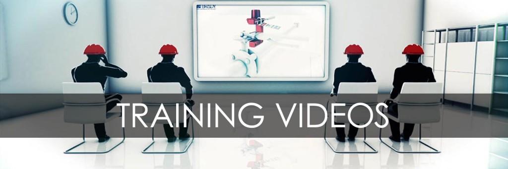3 training videos