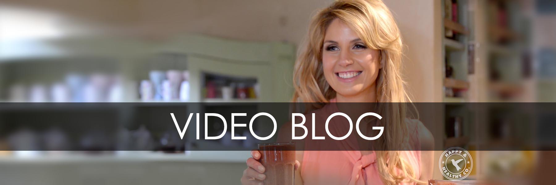 Adult video blog