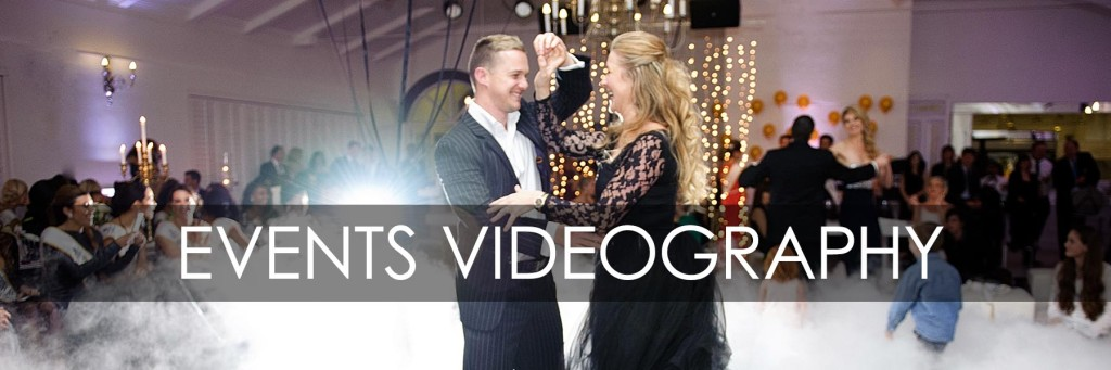 7 events videography